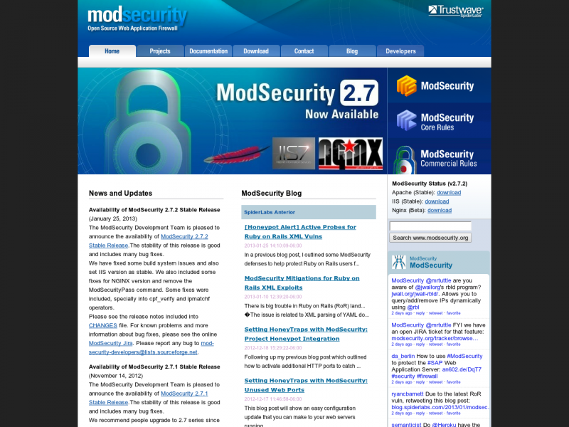 modsecurity-org