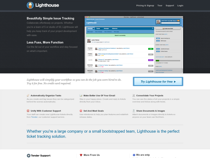 lighthouseapp-com