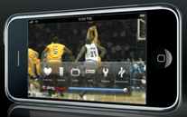 slingplayer pour iphone