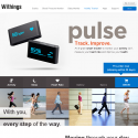 Pulse, un concurrent de plus pour fitbit