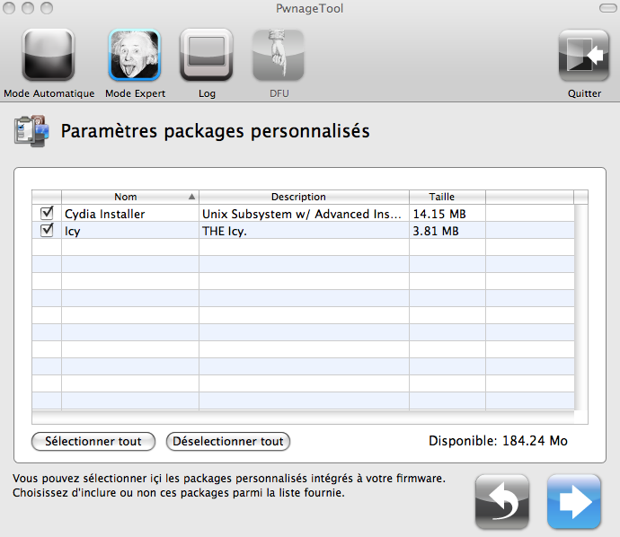 iPhone 3.0 - Installation Cydia.png